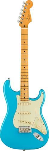 Fender American Professional II Stratocaster Miami Blue Maple Fingerboard
