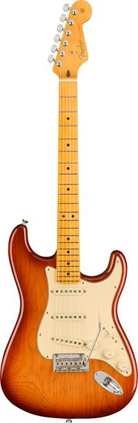 Fender American Professional II Stratocaster Sienna Sunburst Maple Fingerboard