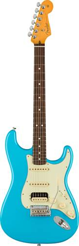 Fender American Professional II Stratocaster HSS Miami Blue Rosewood Fingerboard