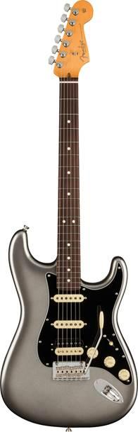 Fender American Professional II Stratocaster HSS Mercury Rosewood Fingerboard