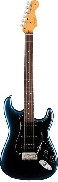 Fender American Professional II Stratocaster HSS Dark Night Rosewood Fingerboard