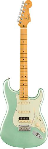 Fender American Professional II Stratocaster HSS Mystic Surf Green Maple Fingerboard