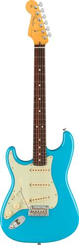 Fender American Professional II Stratocaster Miami Blue Rosewood Fingerboard Left Handed
