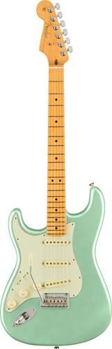 Fender American Professional II Stratocaster Mystic Surf Green Maple Fingerboard Left Handed