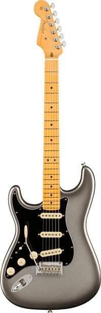 Fender American Professional II Stratocaster Mercury Maple Fingerboard Left Handed