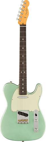 Fender American Professional II Telecaster Mystic Surf Green Rosewood Fingerboard