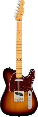 Fender American Professional II Telecaster 3 Tone Sunburst Maple Fingerboard