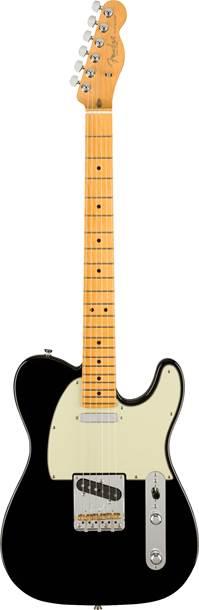 Fender American Professional II Telecaster Black Maple Fingerboard