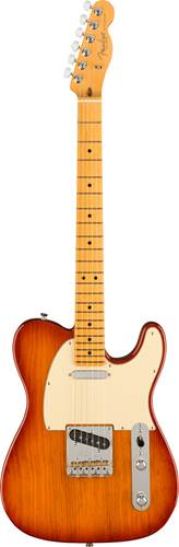 Fender American Professional II Telecaster Sienna Sunburst Maple Fingerboard