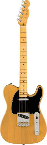 Fender American Professional II Telecaster Butterscotch Blonde Maple Fingerboard