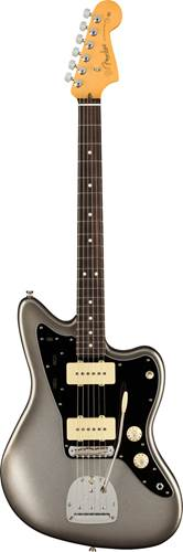 Fender American Professional II Jazzmaster Mercury Rosewood Fingerboard
