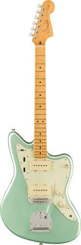 Fender American Professional II Jazzmaster Mystic Surf Green Maple Fingerboard