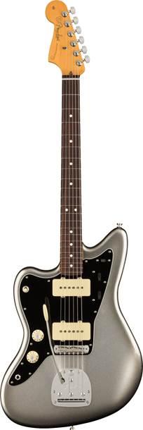 Fender American Professional II Jazzmaster Mercury Rosewood Fingerboard Left Handed