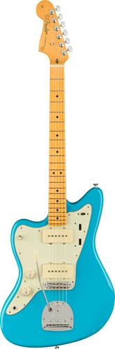 Fender American Professional II Jazzmaster Miami Blue Maple Fingerboard Left Handed