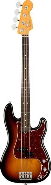 Fender American Professional II Precision Bass 3 Tone Sunburst Rosewood Fingerboard