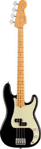 Fender American Professional II Precision Bass Black Maple Fingerboard