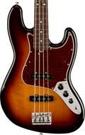 Fender American Professional II Jazz Bass 3 Tone Sunburst Rosewood Fingerboard