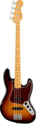 Fender American Professional II Jazz Bass 3 Tone Sunburst Maple Fingerboard