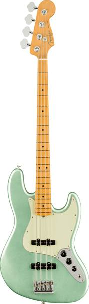 Fender American Professional II Jazz Bass Mystic Surf Green Maple Fingerboard