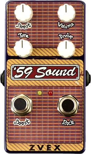 ZVEX Vexter 59 Sound Vertical Distortion