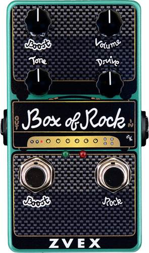 ZVEX Vexter Box Of Rock Vertical Distortion
