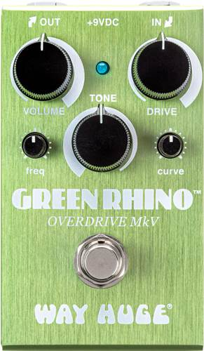 Way Huge Smalls Green Rhino Overdrive MKV