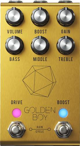 Jackson Audio Golden Boy Overdrive