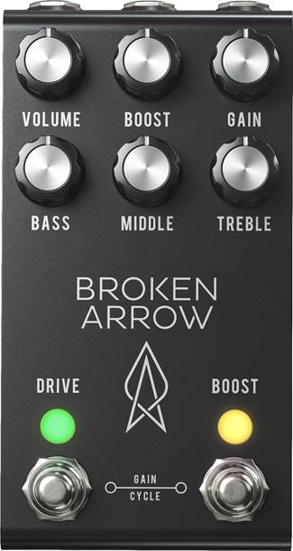 Jackson Audio Broken Arrow V2 MIDI Overdrive