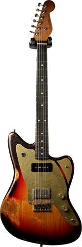 Paoletti 112 3-Tone Sunburst Lee Malia Signature Model