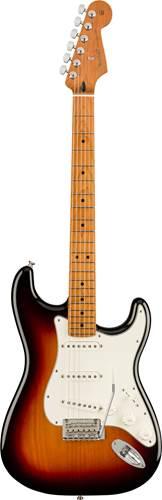 Fender guitarguitar Exclusive Roasted Player Strat 3 Tone Sunburst Roasted Maple Neck/Fingerboard with Custom Shop Pickups