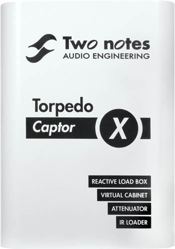 Two Notes Torpedo Captor X 16 Ohm