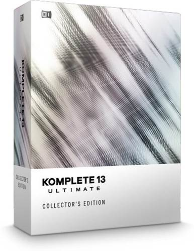 Native Instruments Komplete 13 Ultimate Collectors Edition Update