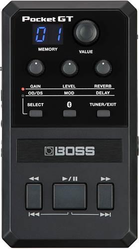 BOSS Pocket GT Pocket Effects Processor