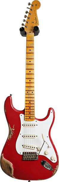 Fender Custom Shop 1957 Stratocaster Heavy Relic Dakota Red #R109478
