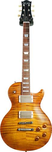 Nik Huber Orca 59 Faded Sunburst with Exceptional Top Brazilian Rosewood Fingerboard