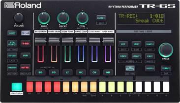 Roland TR-6S Rhythm Composer