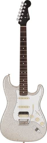 Fender Made In Japan Limited Edition Hybrid '60s Strat Silver Sparkle