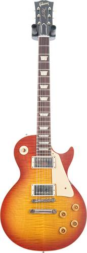 Gibson Custom Shop 1959 Les Paul Standard Reissue VOS Washed Cherry Sunburst #90561