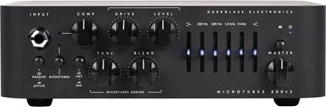 Darkglass Microtubes 500v2 Solid State Amp Head