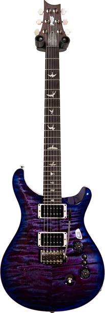 PRS 35th Anniversary Custom 24 Violet Blue Burst Pattern Regular (Ex-Demo) #0304133