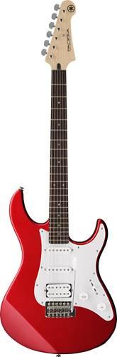Yamaha Pacifica 012 Red Metallic Walnut Fingerboard