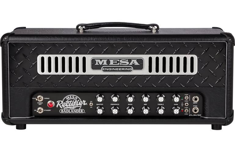 Mesa Boogie Rectifier Badlander 50 Head