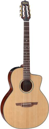 Takamine PTU620NC Nylon String Natural
