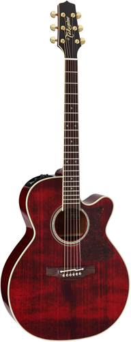 Takamine DMP551C Wine Red Gloss
