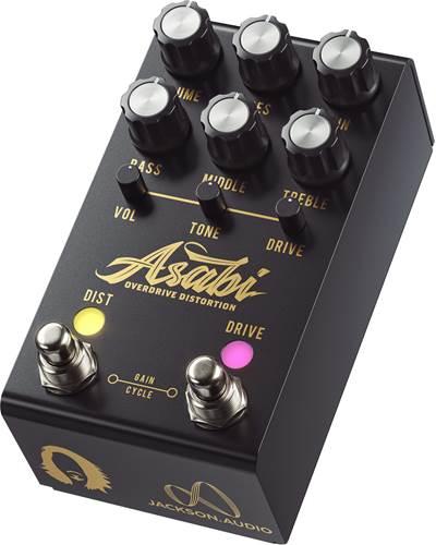 Jackson Audio ASABI Overdrive/Distortion
