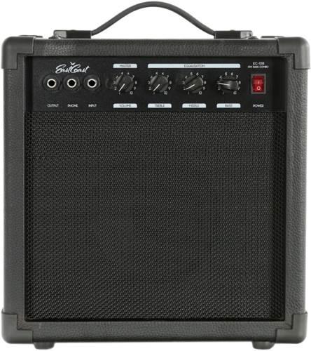 EastCoast EC-15B 15 Watt Bass Combo