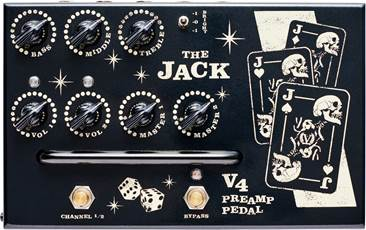 Victory Amps V4 The Jack Pedal Preamp