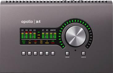 Universal Audio Apollo x4 Heritage Edition