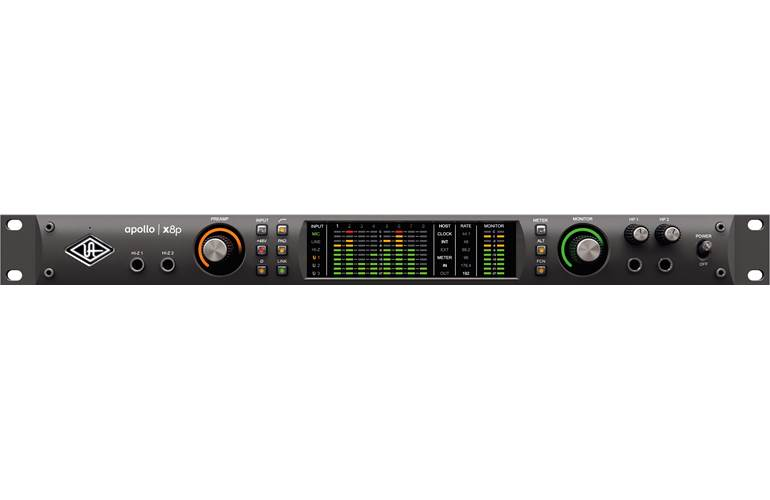 Universal Audio Apollo x8p Heritage Edition