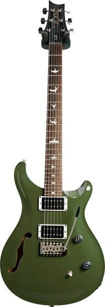 PRS CE24 Limited Edition Semi Hollow Custom Colour Olive